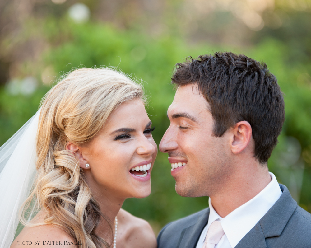 Brooke Mangum and her Husband
